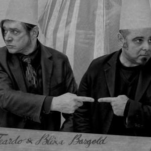 Teatro Maria Matos,Theo Teardo, Blixa Bargeld, Deus Me Livro