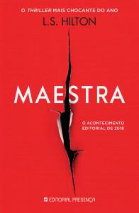 Maestra, L. S. Hilton,Editorial Presença,Deus Me Livro