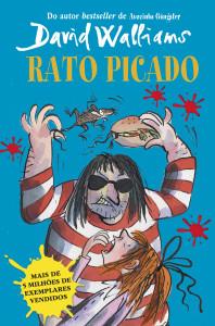 Rato Picado, Porto Editora, Deus Me Livro, David Walliams