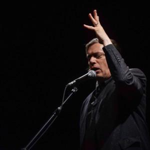 Blixa Bargeld, Deus Me Livro, Teatro Maria Matos, Teho Teardo