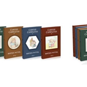Contos Completos 1, Pim! Edições, Deus Me Livro, Beatrix Potter