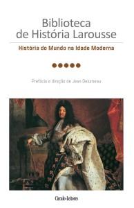 História do Mundo na Idade Moderna, Círculo de Leitores, Deus Me Livro, Jean Delumeau