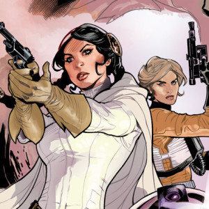 Star Wars Princesa Leia – 1, Star Wars Princesa Leia, Star Wars, Mark Waid, Planeta, Deus Me Livro, Terry Dodson