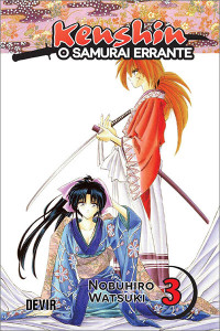 Devir, Kenshin, Deus Me Livro