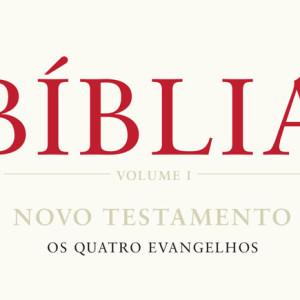 Bíblia - Vol. 1: Novo Testamento - Os Quatro Evangelhos; Bíblia, Quetzal, Frederico Lourenço, Deus Me Livro