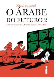 O Árabe do Futuro 2, Teorema, Deus Me Livro, Riad Sattouf