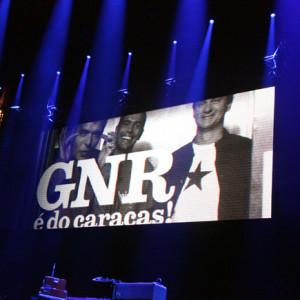 GNR, Deus Me Livro, Campo Pequeno