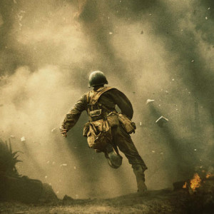 O Herói de Hacksaw Ridge, Cinema, Deus Me Livro, Mel Gibson