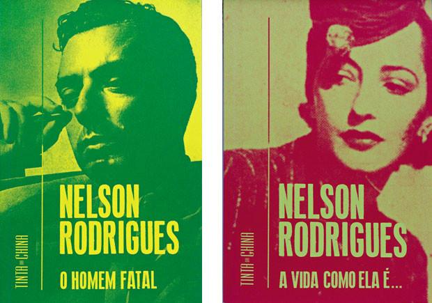 O Homem Fatal, A Vida como Ela É..., Tinta da China, Deus Me Livro, Nelson Rodrigues
