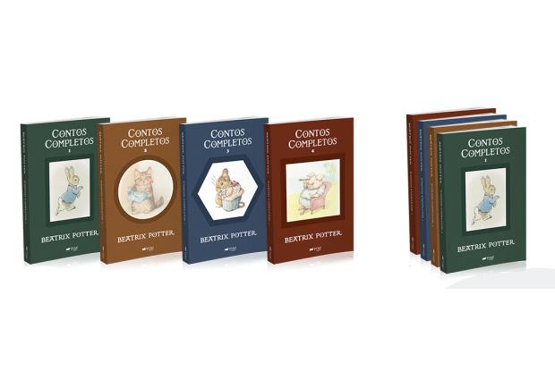 Contos Completos de Beatrix Potter, Deus Me Livro, Pim! Edições