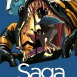 Saga 5, Brian K. Vaughan, Fiona Staples, Deus Me Livro, G. Floy