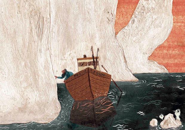 Ahab e a Baleia Branca, Orfeu Negro, Deus Me Livro, Manuel Marsol