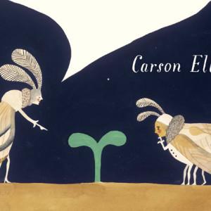 Ké Iz Tuk?, Deus Me Livro, Orfeu Negro, Carson Ellis