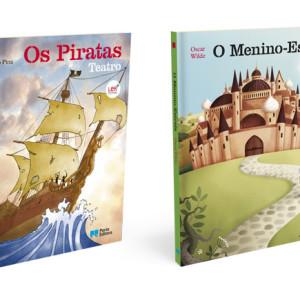 Reino das Letras, O Menino-Estrela, Porto Editora, Deus Me Livro, Os Piratas