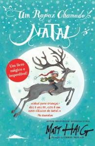 Um Rapaz Chamado Natal, Matt Haig, Chris Mould, Booksmile, Deus Me Livro