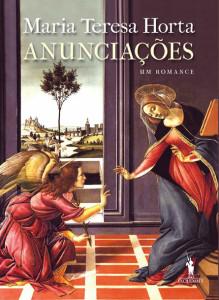 Anunciações, Deus Me Livro, Maria Teresa Horta, Maria Teresa Horta