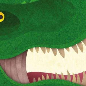 Nuvem de Letras, Deus Me Livro, Kit de Construção de Dinossauros T. Rex, Susie Brooks, Jonathan Woodward