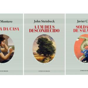 Colecção Miniatura, Livros do Brasil