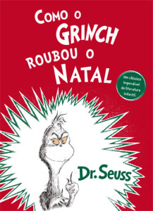 Como o Grinch Roubou o Natal, Dr. Seuss, Booksmile, Deus Me Livro