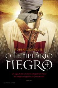 O Templário Negro, Clube do Autor, Deus Me Livro, Roberto Genovesi
