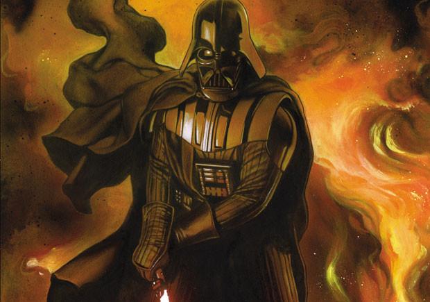 Star Wars Darth Vader, Planeta, Deus Me Livro, Gillen, Larroca e Delgado