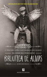 Biblioteca de Almas, Deus Me Livro, Bertrand, Ransom Riggs