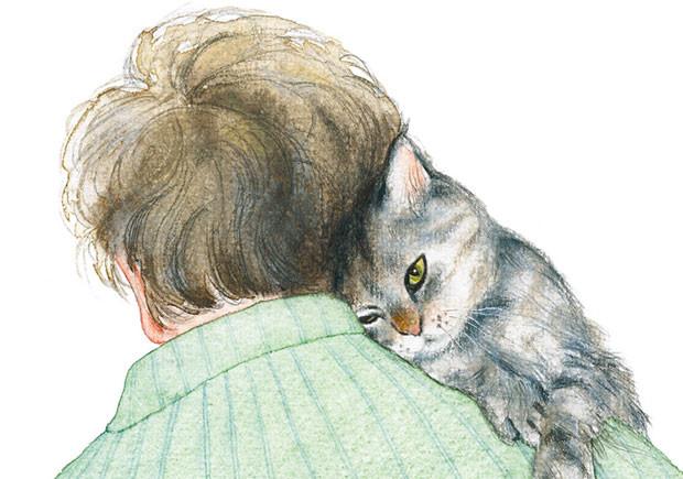 O Velho e o Gato, Bertrand, Deus Me Livro, Nils Uddenberg