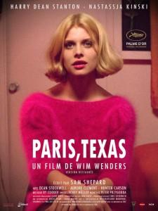 Paris Texas, Deus Me Livro, Wim Wenders