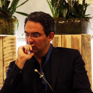 Entrevista, Deus Me Livro, Juan Gabriel Vásquez
