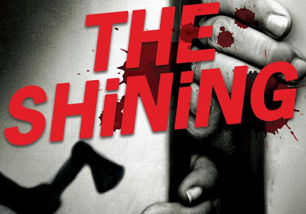 The Shining, Deus Me Livro, 11x17, Stephen King