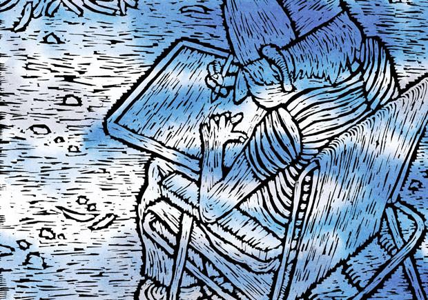 A Minha Casa Não Tem Dentro, Abysmo, Deus Me Livro, António Jorge Gonçalves