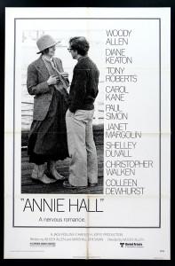 Deus Me Livro, Woody Allen, Annie Hall