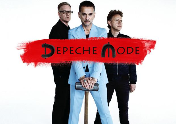 Depeche Mode, NOS Alive, Deus Me Livro