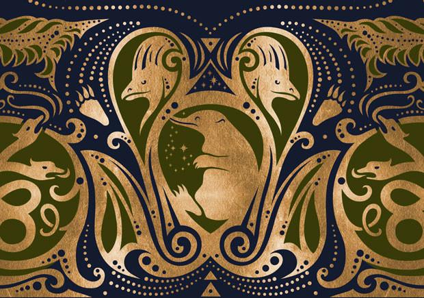 Monstros Fantásticos e Onde Encontrá-los, Harry Potter, Deus Me Livro, Editorial Presença, J. K. Rowling