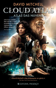 Atlas das Nuvens, Editorial Presença, Cloud Atlas, Deus Me Livro, David Mitchell