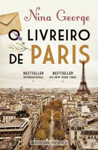 O Livreiro de Paris, Deus Me Livro, Editorial Presença, Nina George