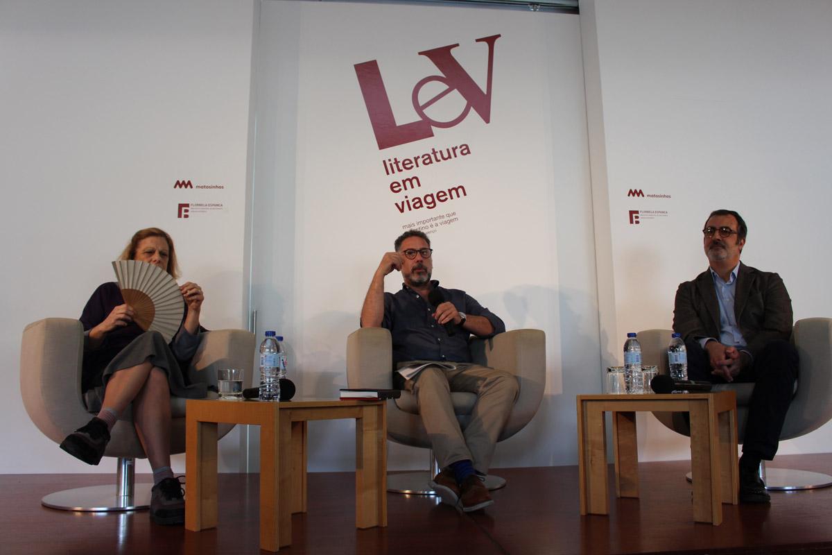 LeV - Literatura em Viagem, Deus Me Livro, Frederico Lourenço, Hélia Correia