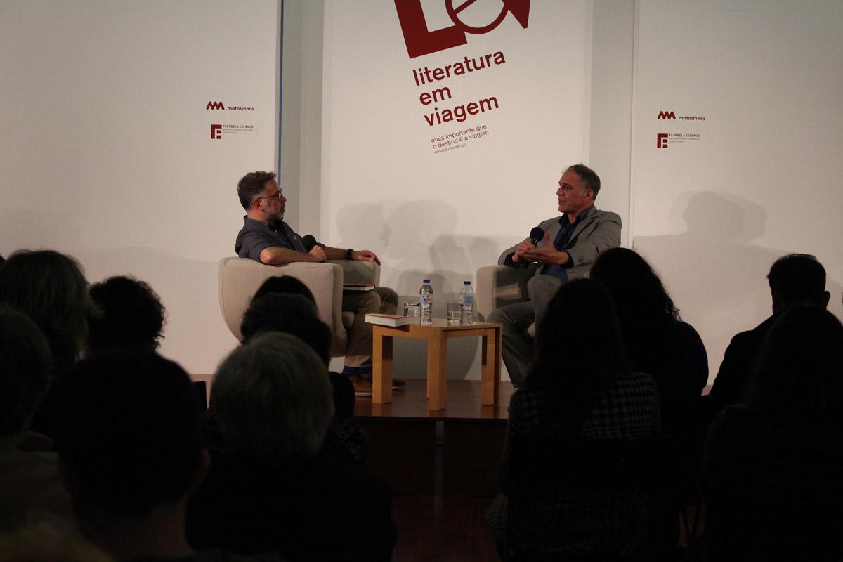 LeV - Literatura em Viagem, Deus Me Livro, Rodrigo Guedes de Carvalho
