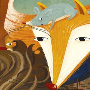 """Está de volta a colecção Reino da Letras, servida em livros de capa dura e almofadada e dirigida a crianças entre os 8 e os 10 anos de idade, que traz de regresso e de forma resumida algumas das mais conhecidas histórias clássicas. As """"Fábulas de Esopo"""" (Porto Editora, 2017) são quase tão antigas quanto o próprio Tempo, reunindo os ensinamentos de várias gerações através de pequenas histórias carregadas de moral e sempre com uma punch line armada em lição de vida: Antes de entrares, pensa na saída; Ajudar um criminoso é tomar parte da sua culpa; Mais vale o exemplo do que a doutrina. Um livro onde se passeiam veados, galos, leões, ratos, raposas, corvos e mesmo homens, e que ficaria muito bem na cabeceira de Santo Agostinho. """"Ali Babá e os Quarenta Ladrões"""" (Porto Editora, 2017) é um clássico dos clássicos, que tem lugar numa cidade do Oriente """"cujas muralhas brancas brilhavam no sopé da montanha Qâf"""", lugar onde viviam dois irmãos: Qassem e Ali Babá - que, em árabe, quer dizer """"bom"""" ou """"boa pessoa"""". Uma telenovela árabe com um final feliz, que reserva uma das mais célebres linhas que ganhou o direito à imortalidade: """"Abre-te, Sésamo!""""."""
