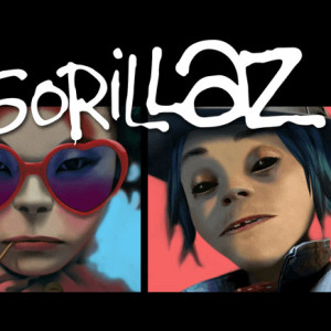 Gorillaz, Deus Me Livro, Humanz
