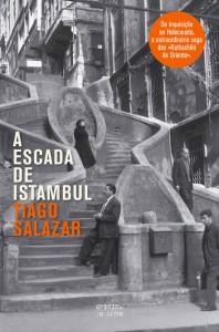 A Escada de Istambul, Oficina do Livro, Deus Me Livro, Tiago Salazar