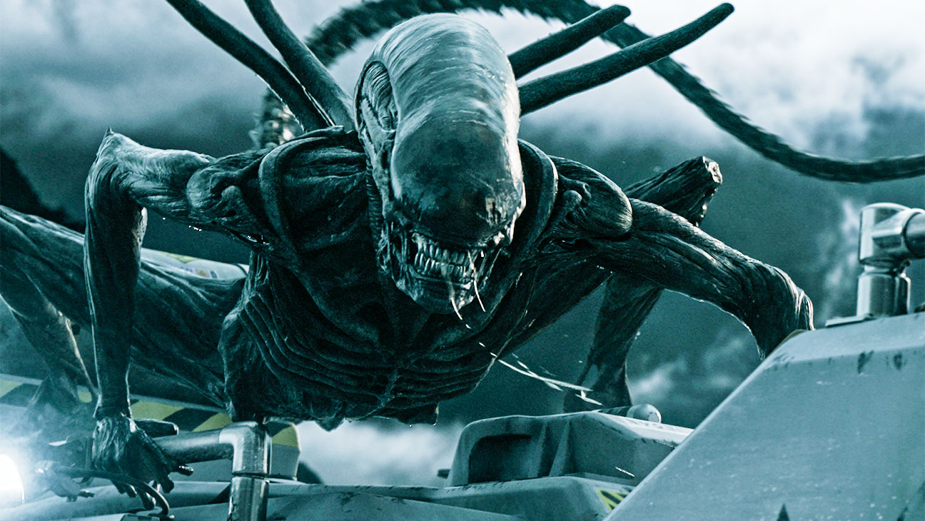 Alien - Covenant, Ridley Scott, Deus Me Livro