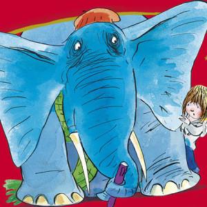 Oh, Não! Adoptei um Elefante!, David Walliams, Porto Editora, Deus Me Livro, Tony Ross