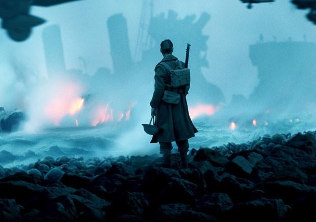 Dunkirk, Christopher Nolan, Deus Me Livro
