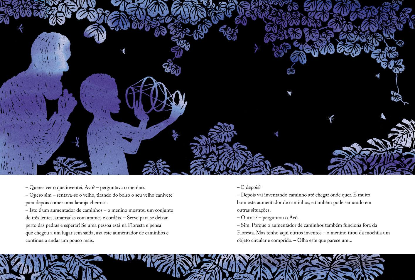 O Convidador de Pirilampos, Ondjaki, Deus Me Livro, Caminho, António Jorge Gonçalves
