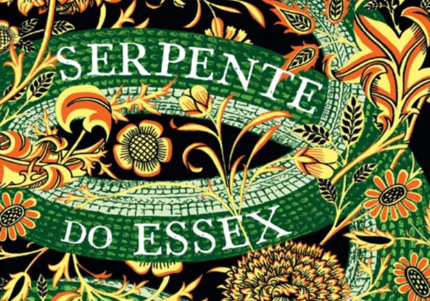 Serpente do Essex, Minotauro, Deus Me Livro, Sarah Perry