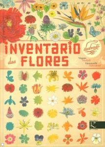 Inventário das Flores, Virginie Aladjidi, Kalandraka, Deus Me Livro, Emmanuelle Tchoukriel
