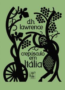 Crepúsculo em Itália, Deus Me Livro, Tinta da China, D.H. Lawrence