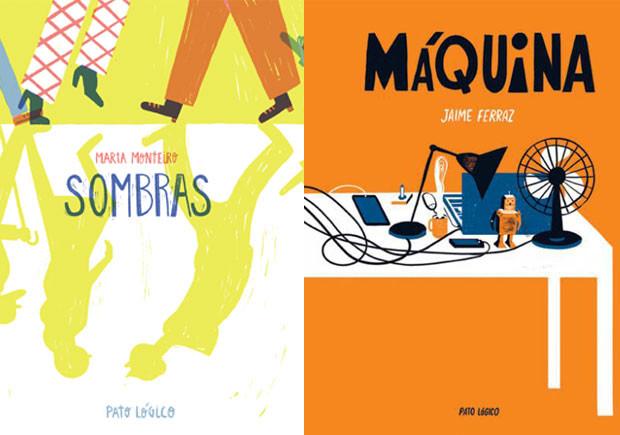 Sombras, Marta Monteiro, Máquina, Pato Lógico, Deus Me Livro, Jaime Ferraz