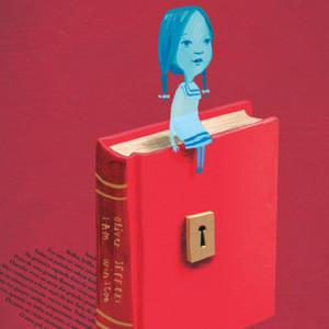 A Menina dos Livros, Oliver Jeffers, Deus Me Livro, Editorial Presença, Sam Winston